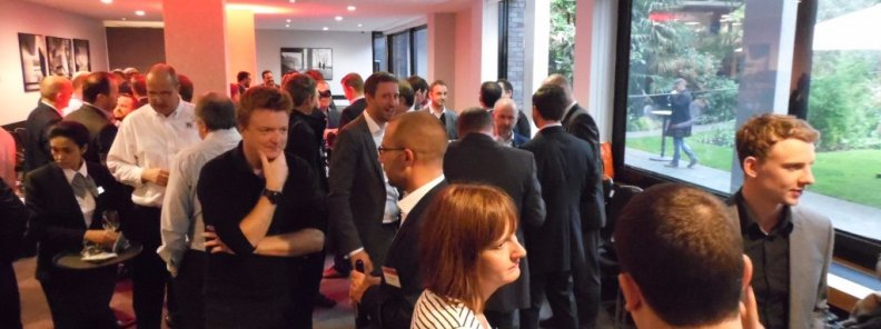 Network drinks at the RCP September 2015