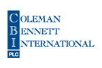 Coleman Bennett International PLC Logo