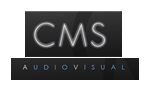 CMS Audio Visual Logo