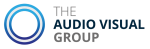 The Audio Visual Group Logo